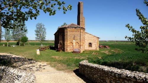 Ermita de la Virgen del Puente, perto de Sahagun
